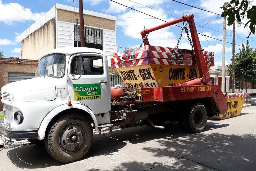 Alquiler de Contenedores en Córdoba Barrio Alberdi Materiales Sustentables Contenedores en Córdoba es Conte Gen