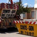 Conte Gen Contenedores en Córdoba Barrio Parque Don Bosco