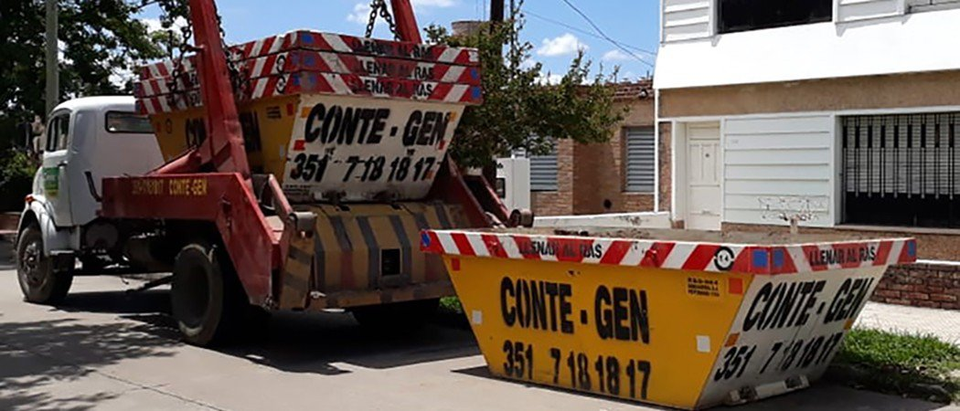 Alquiler de Contenedores en Córdoba Capital Conte Gen