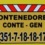 Conte Gen Contenedores en Córdoba Barrio Empalme