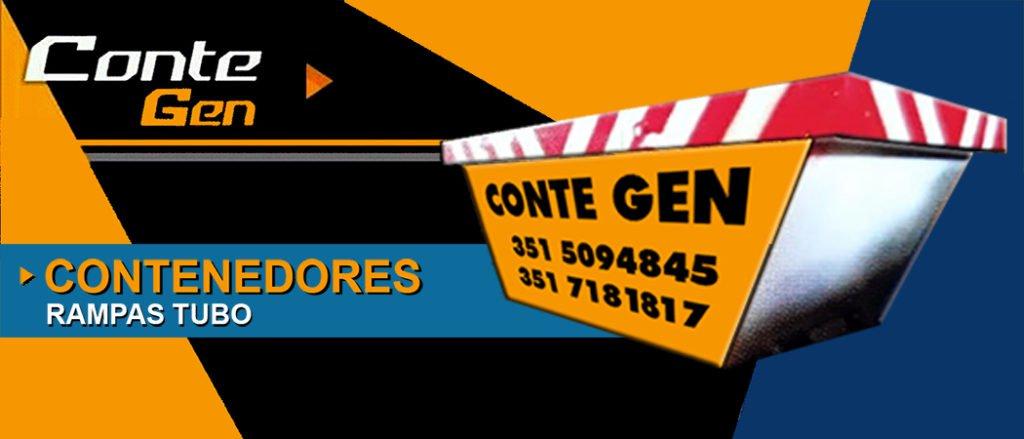 Conte Gen Contenedores en Córdoba es Conte Gen