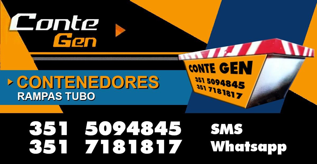 Alquiler de Contenedores en Córdoba Conte Gen Contacto