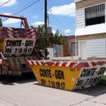 Conte Gen Contenedores en Córdoba Barrio El Tropezón