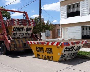 Conte Gen Contenedores en Córdoba Zona Centro