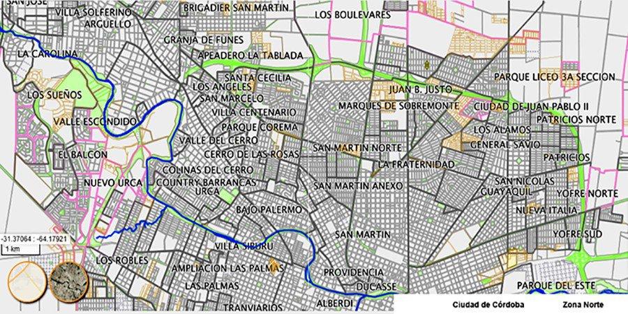 Conte Gen Contenedores en Ciudad de Córdoba Zona Cerro