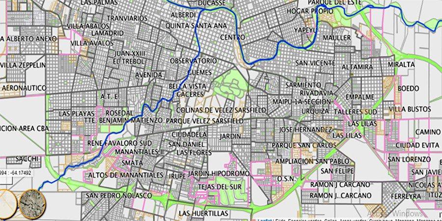 Conte Gen Contenedores en Ciudad de Córdoba Zona Sur