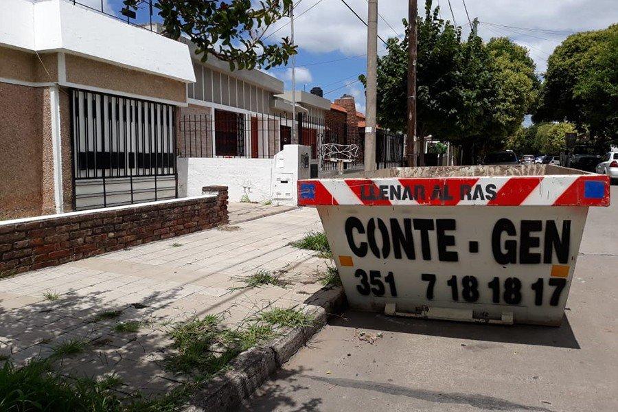 Conte Gen Contenedores en Córdoba Barrio Bajo Palermo