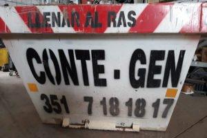 ¿Contenedores en Córdoba? La respuesta es Conte Gen. Contenedores en Córdoba es Conte Gen