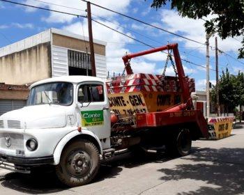 Conte Gen Contenedores en Córdoba Barrio San Ignacio